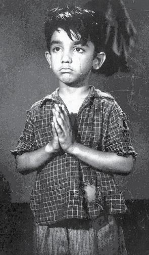 'களத்தூர் கண்ணம்மா'வில் கமல்ஹாசன்