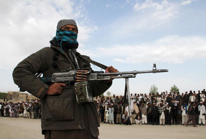 ஆப்கனில் ஷரியத் சட்டம் மட்டுமே அமல்: தலிபான்கள் திட்டவட்டம்   No democracy,  only Sharia law in Afghanistan, says the Taliban - hindutamil.in