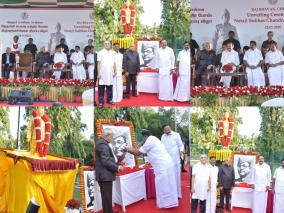 asst-president-vengaiyanaidu-nethaji-subash-chandrabose-statue-opened-in-tamilnadu