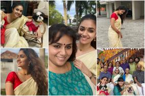 keerthy-suresh-onam-celebration