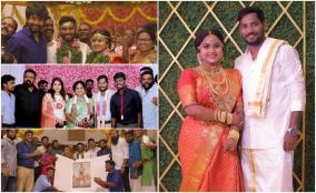 director-bakkiyaraj-kannan-marriage-album