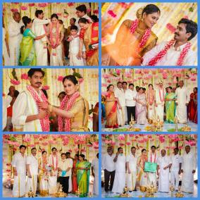 p-vasu-s-daughter-wedding-album