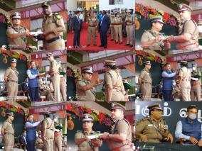 medal-award-ceremony-for-outstanding-police-service-was-held-at-rajaratnam-stadium-chennai-under-the-chairmanship-of-the-chief-secretary