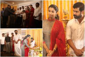 hari-arunvijay-movie-poojai-album