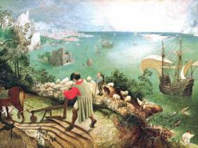landscape-with-the-fall-of-icarus