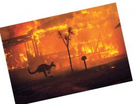 australia-wildfire