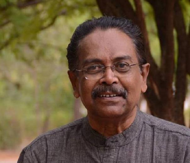 எழுத்தாளர் வண்ணதாசனுக்கு சாகித்ய ...