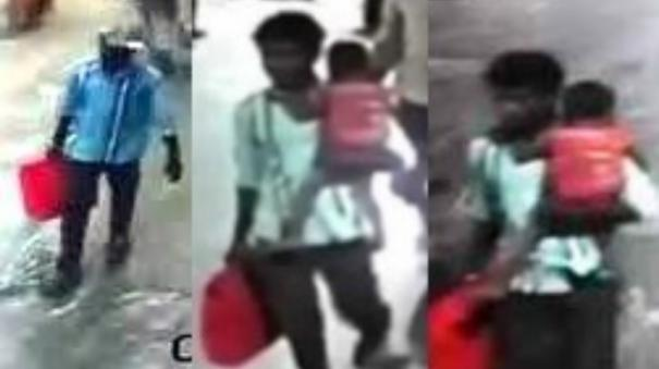 central-railway-station-3-yr-old-child-kidnapped-child-kidnapping-person-found-at-tambaram-rly-station