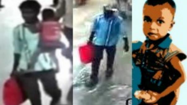 kidnapped-child-rescued-at-thirupporur-bus-stand-railway-police-rushed-the-spot