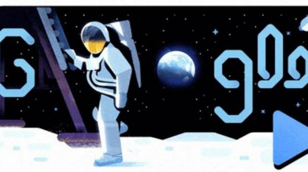 google-doodle-celebrates-50th-anniversary-of-first-moon-landing