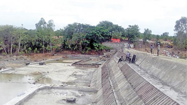 andhra-government-building-a-dam-across-palar