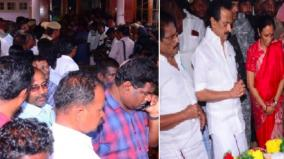 stalin-pays-homage-to-slain-ex-mayor-of-tirunelveli-uma-maheswari
