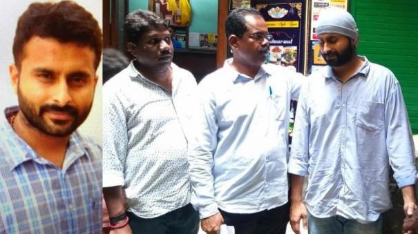 murder-of-wife-of-former-mp-kuzhandhai-velu-son-arrested-after-3-5-months