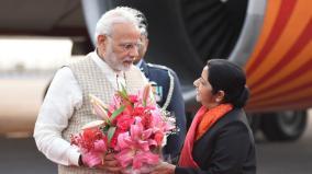 pm-modi-condoles-sushma-swaraj-s-demise-terms-it-personal-loss