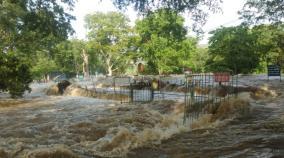 water-flow-keep-increasing-in-hogenakkal