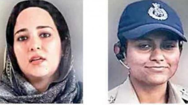 2-female-officers-who-play-an-important-role-in-security-work-in-srinagar