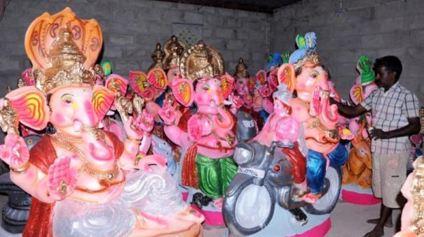 vinayagar-statues