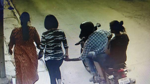 cellphone-robbery-with-the-girlfriend-on-the-stealth-bike-love-couple-caught-by-cctv-footage