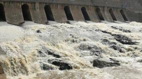 water-flow-down-in-mettur-dam