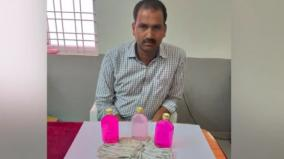 telangana-cop-caught-taking-bribe-day-after-getting-best-constable-award