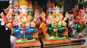 the-police-have-facilitated-the-process-of-installing-the-ganesha-statue-introduction-of-single-window-system