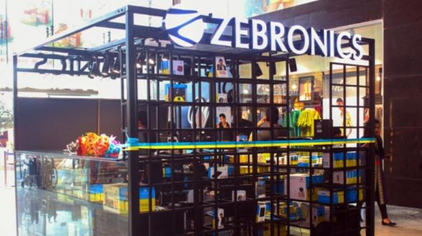 zebronics-opens retail-store-at-coimbatore