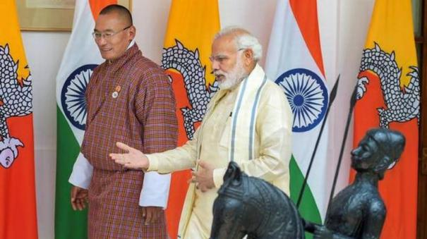 headlines-about-india-bhutan-relation