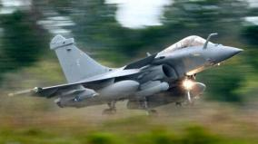 defence-minister-iaf-chief-to-visit-france-next-month-to-take-delivery-of-first-rafale