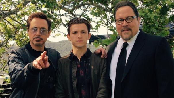 jon-favreau-hopeful-about-spidey-in-mcu