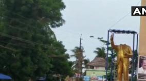 ambedkar-statue-damaged-in-vedaranyam-in-tamilnadu-political-leaders-condemns