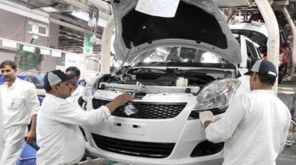 3000-workers-losing-job-in-maruthi-suzuki