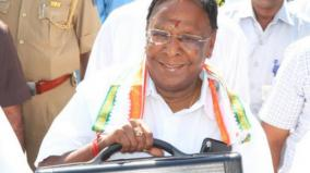 puduchery-cm-narayanasamy-s-budget-speech-in-assembly