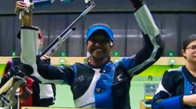 india-s-elavenil-valarivan-wins-10m-air-rifle-gold-at-issf-world-cup-in-rio-joins-elite-list