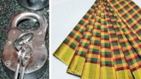 after-6-year-wait-dindigul-locks-kandangi-sarees-enter-gi-registry
