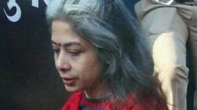 indrani-dubs-chidambaram-s-arrest-as-good-news