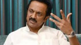stalin-talks-about-his-1-year-term-as-dmk-chief