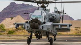 eight-apache-attack-helicopters-to-be-inducted-into-iaf-at-pathankot-on-tuesday