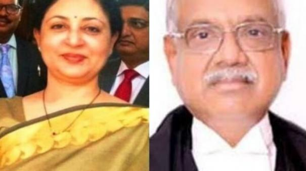 chief-justice-of-the-madras-high-court-transferred-the-chief-justice-of-meghalaya-is-appointed-to-the-madras-high-court