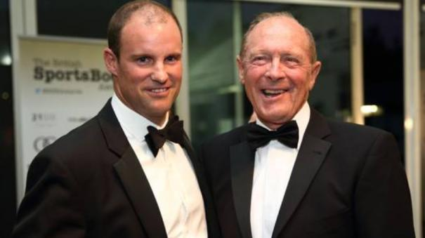 former-england-cricket-captains-geoffrey-boycott-andrew-strauss-receive-knighthoods