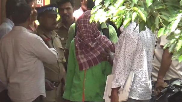 terrorist-who-had-been-hiding-in-nilangarai-for-10-months-kolkata-police-arrived-chennai-arrest-him