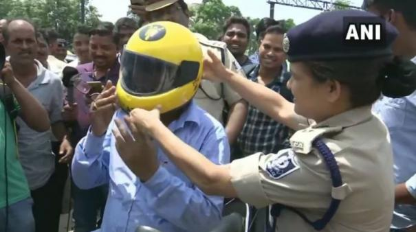 violators-fined-with-rs-500-for-not-wearing-helmets