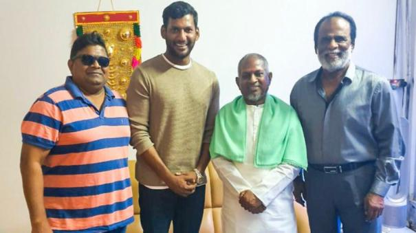 ilayaraja-music-for-vishal-thupparivaalan-movie