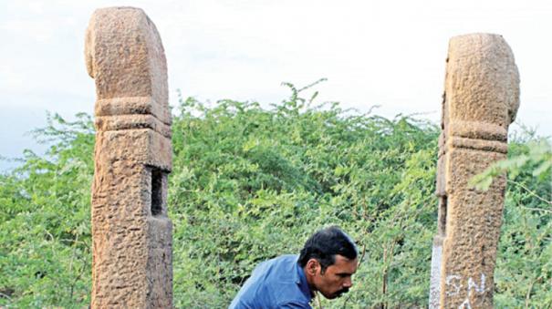 18th-century-pillar-found