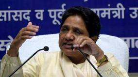 mayawati-accuses-congress-of-enabling-communal-forces