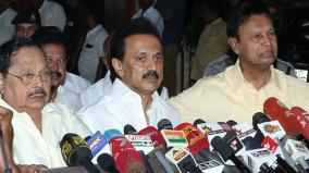 dmk-cancels-state-wide-protest-amit-shah-s-offer-stalin