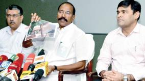 sitalapakkam-peoples-against-thangamani-comments
