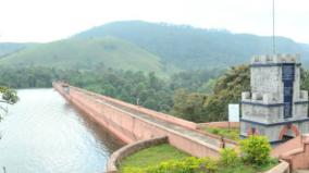 periyar-dam-water-level-decreases