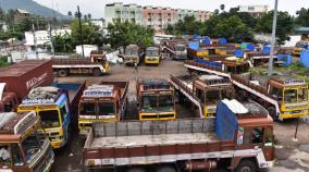 loss-to-lorry-woners-due-to-strike