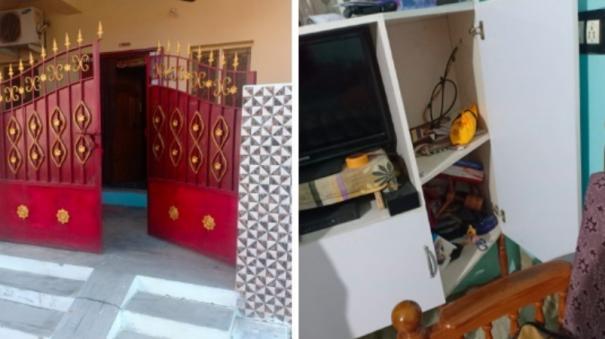 theft-in-srivilliputtur-ex-service-man-home
