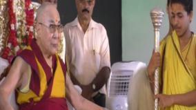 spiritual-leader-dalai-lama-visits-mathura-hails-india-s-diversity-religious-harmonay